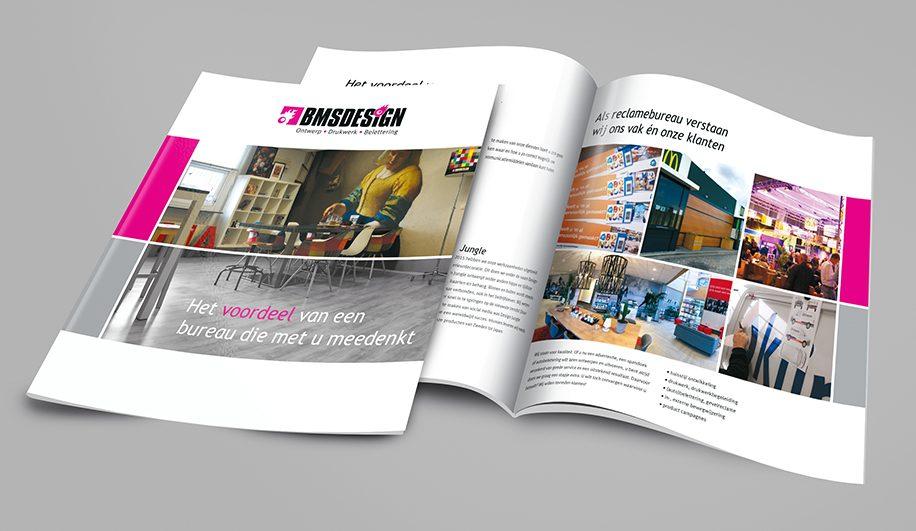 BMSdesign - drukwerk