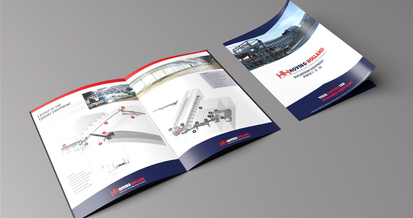 BMSdesign | drukwerk | Hoving holland - brochure 2016