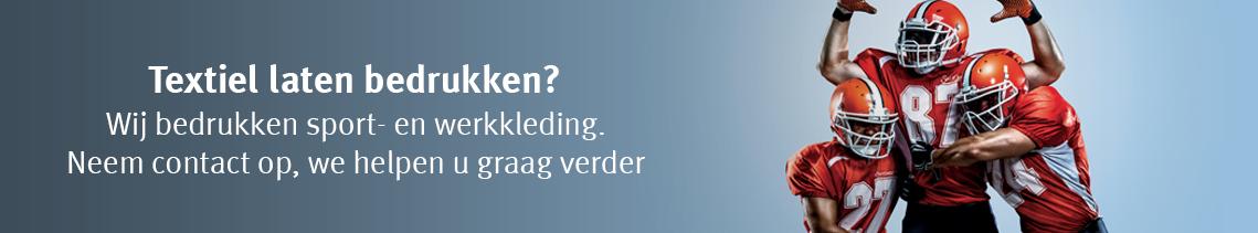 Shirtopdruk.nl textiel bedrukken
